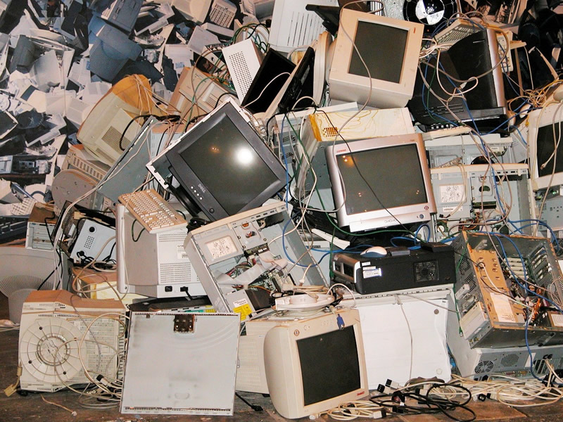 Do your old redundant computers contain sensitive data?