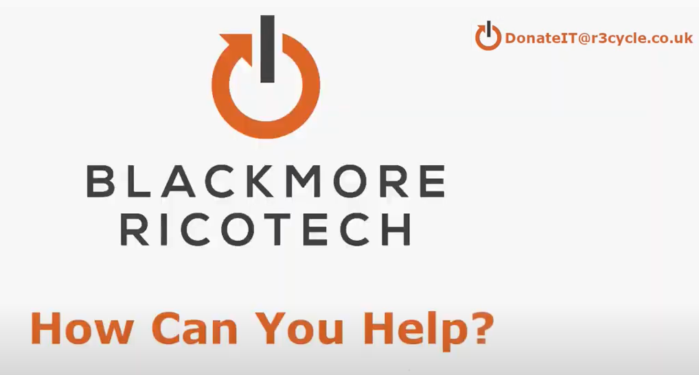 BlackmoreUK launches DonateIT initiative in support of home schooling through lockdown